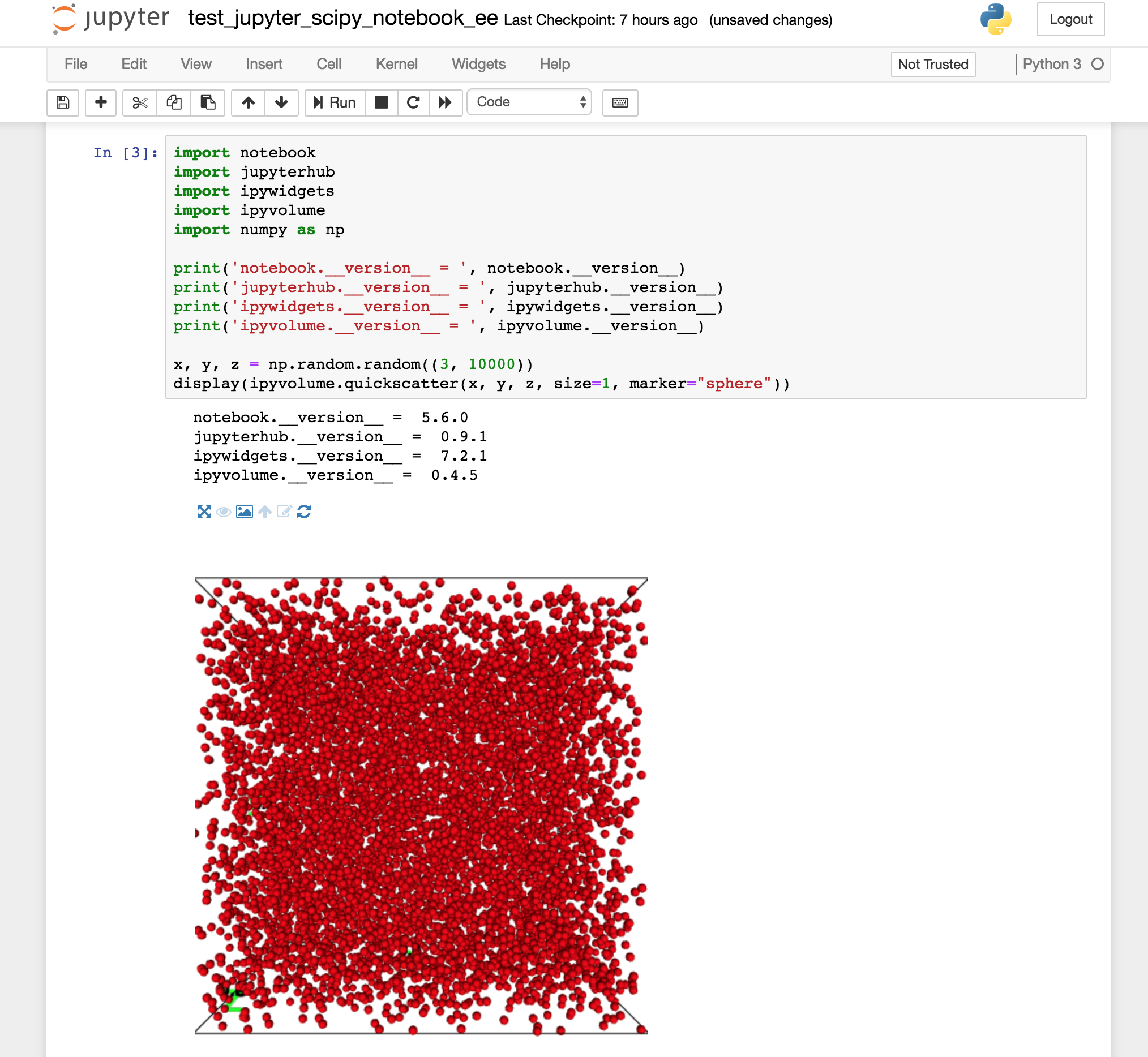ipyvolume fails to render using jupyter/scipy-notebook