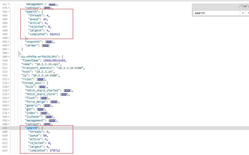 Praeco causing Elasticsearch timeouts · Issue #93