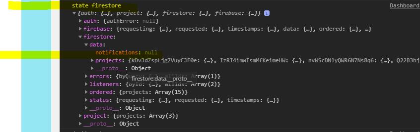 Firestore Orderby Timestamp
