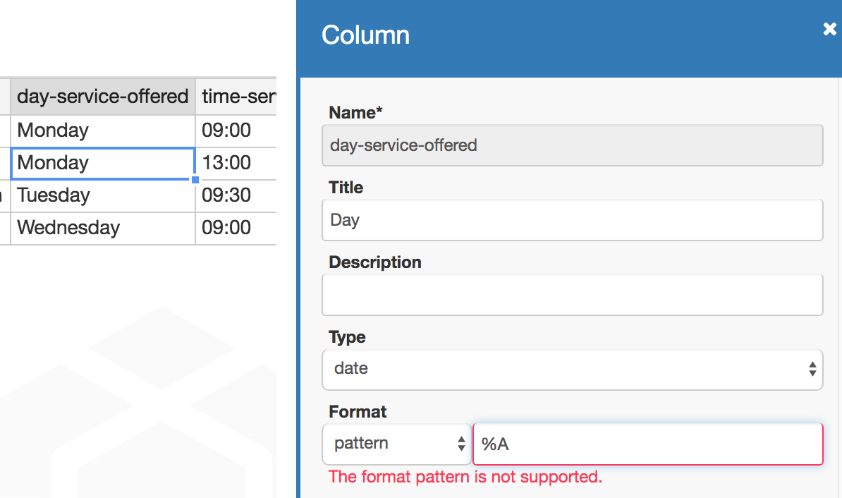 Limit Date / Time Pattern choices · Issue #483