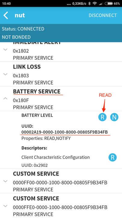 GitHub - mrin/domoticz-bt-presence: Bluetooth Beacon
