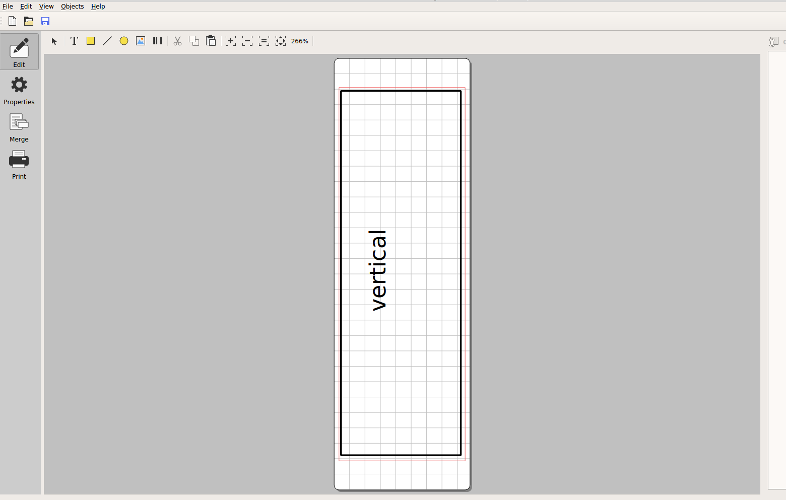 Incorrect label rotation when printing  · Issue #46