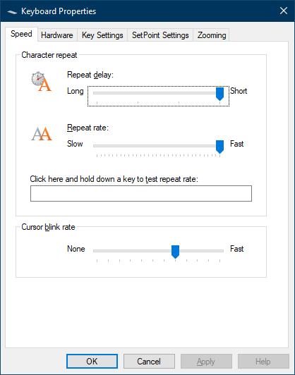1 37 1 integrated terminal keyboard input repeat delay has