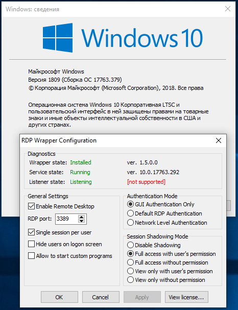 Windows 10 Latest Not Supported · Issue #705 · stascorp/rdpwrap · GitHub