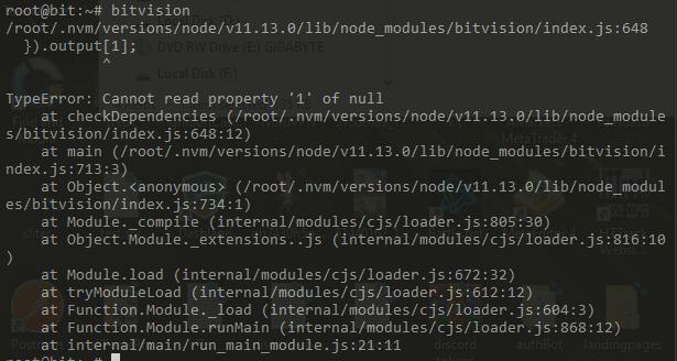Windows Installation · Issue #247 · shobrook/BitVision · GitHub