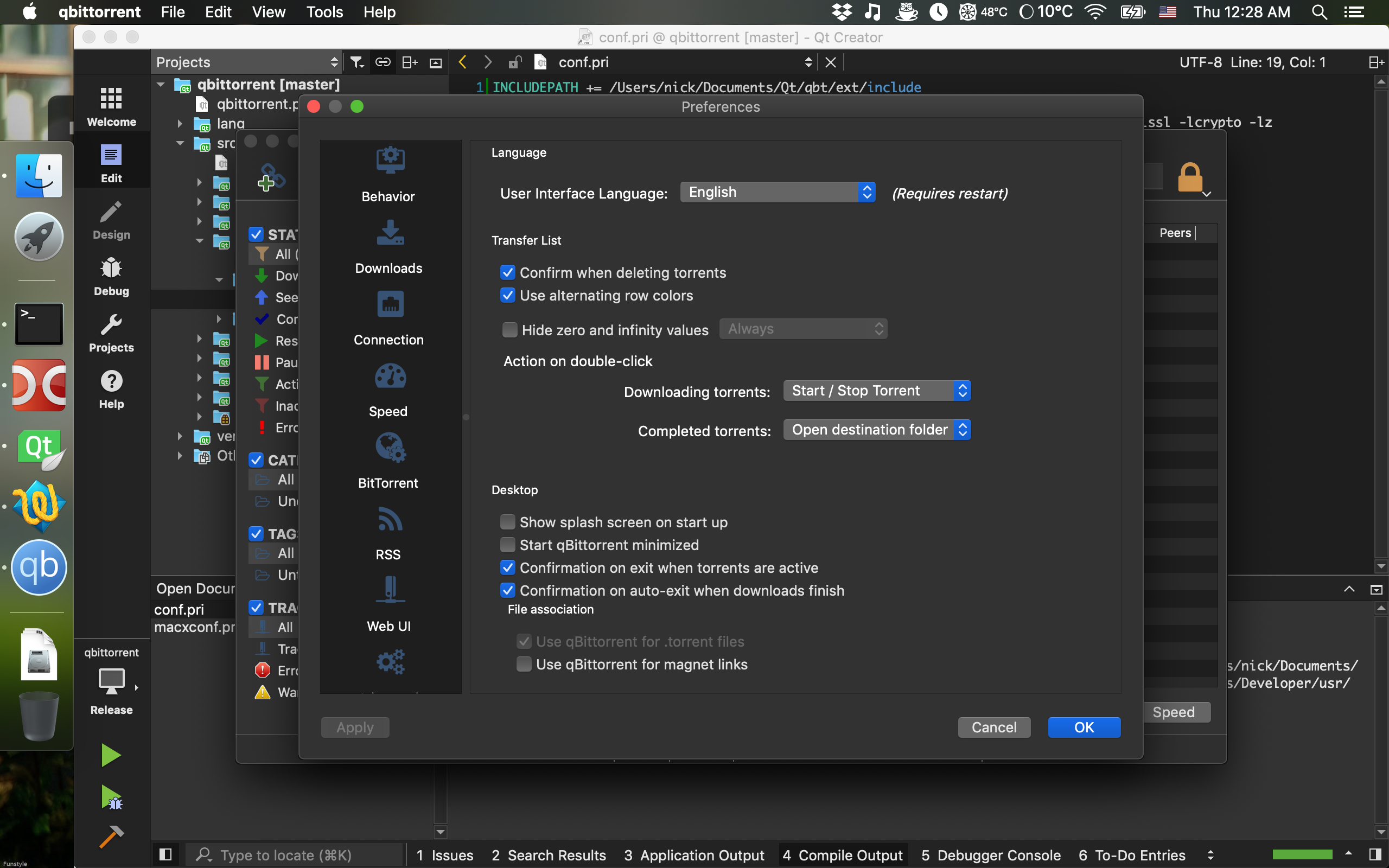 Dreadful look on macOS Mojave with dark theme · Issue #9096