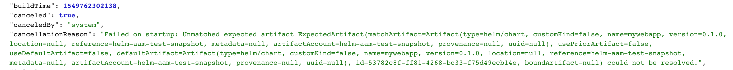 Add ability to get a list of helm charts artifacts from