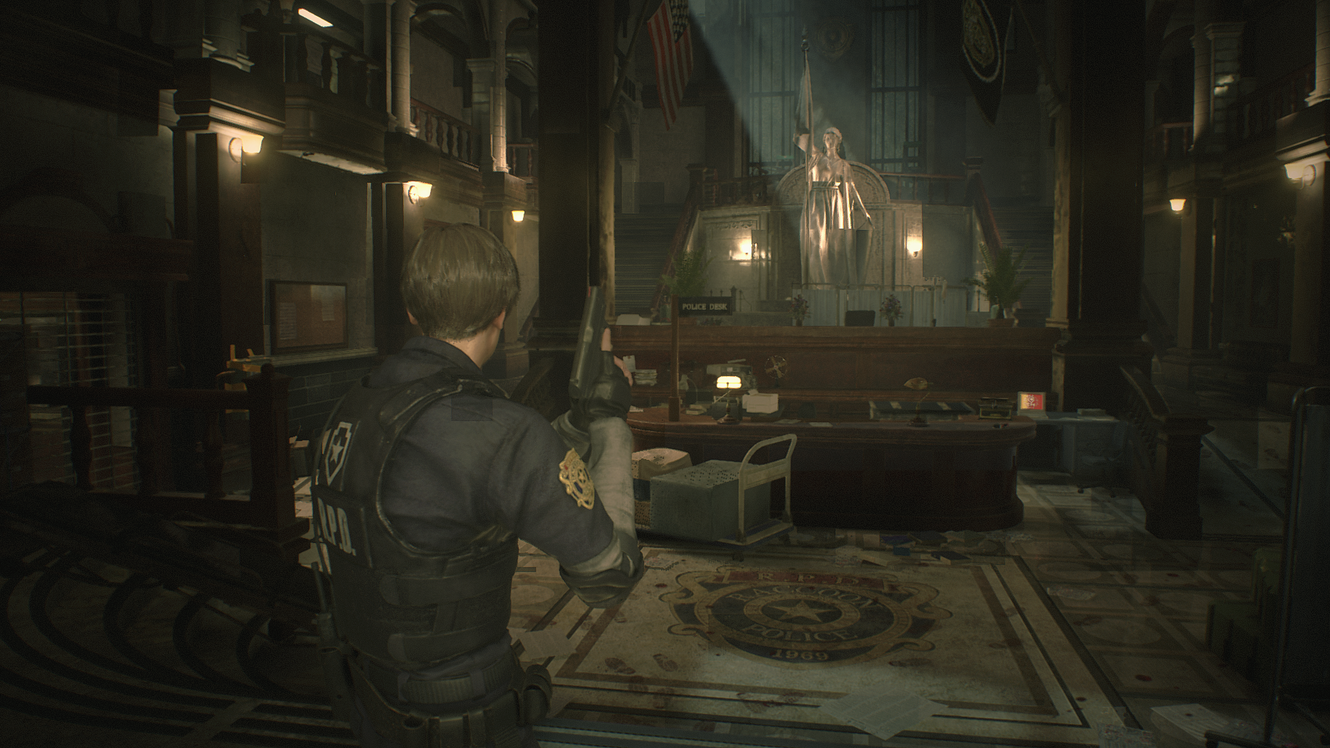 Resident evil 2 Remake Demo] invisible object · Issue #855