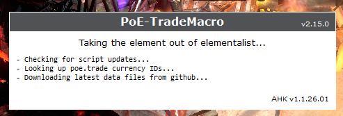 PoE-TradeMacro - Bountysource