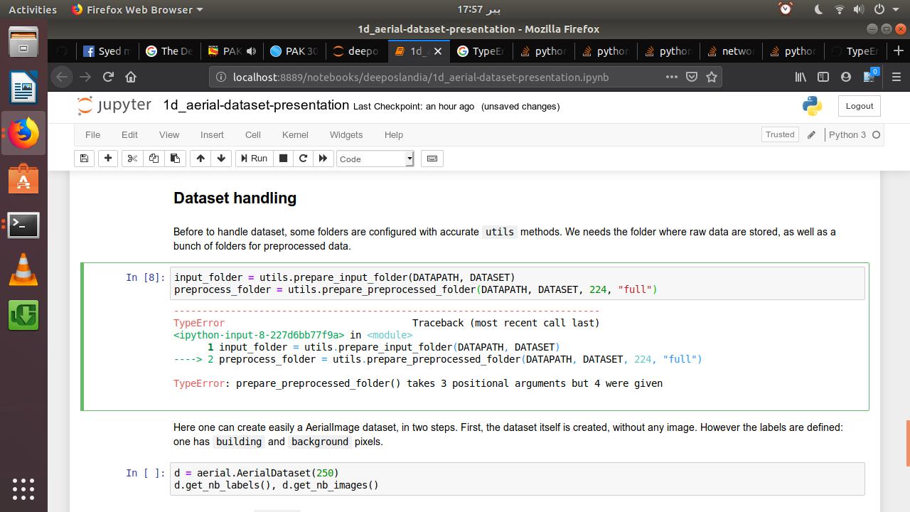 Aerial Dataset Presentation - Dataset Handling · Issue #143