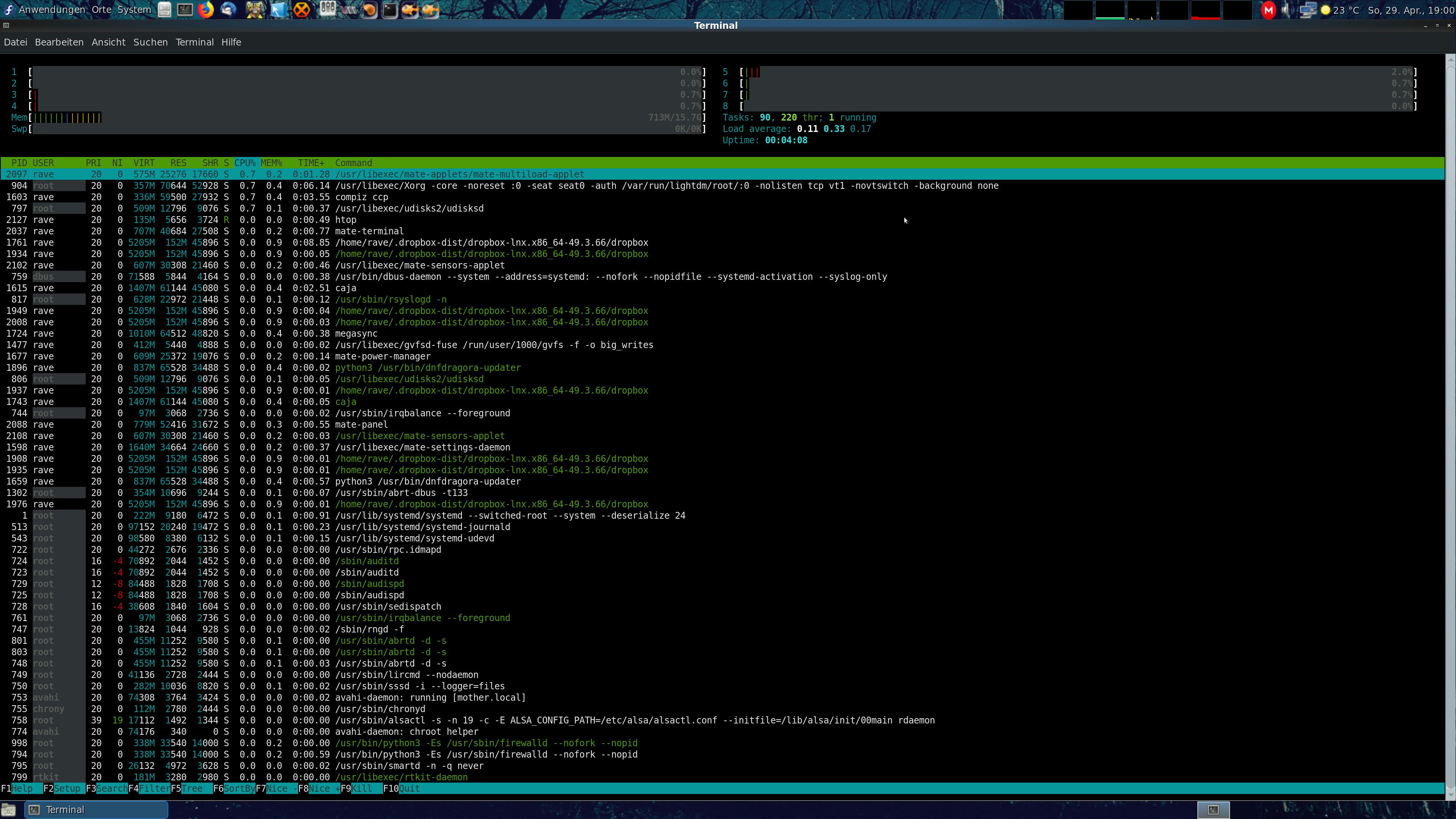 High Xorg CPU usage on htop  · Issue #315 · mate-desktop