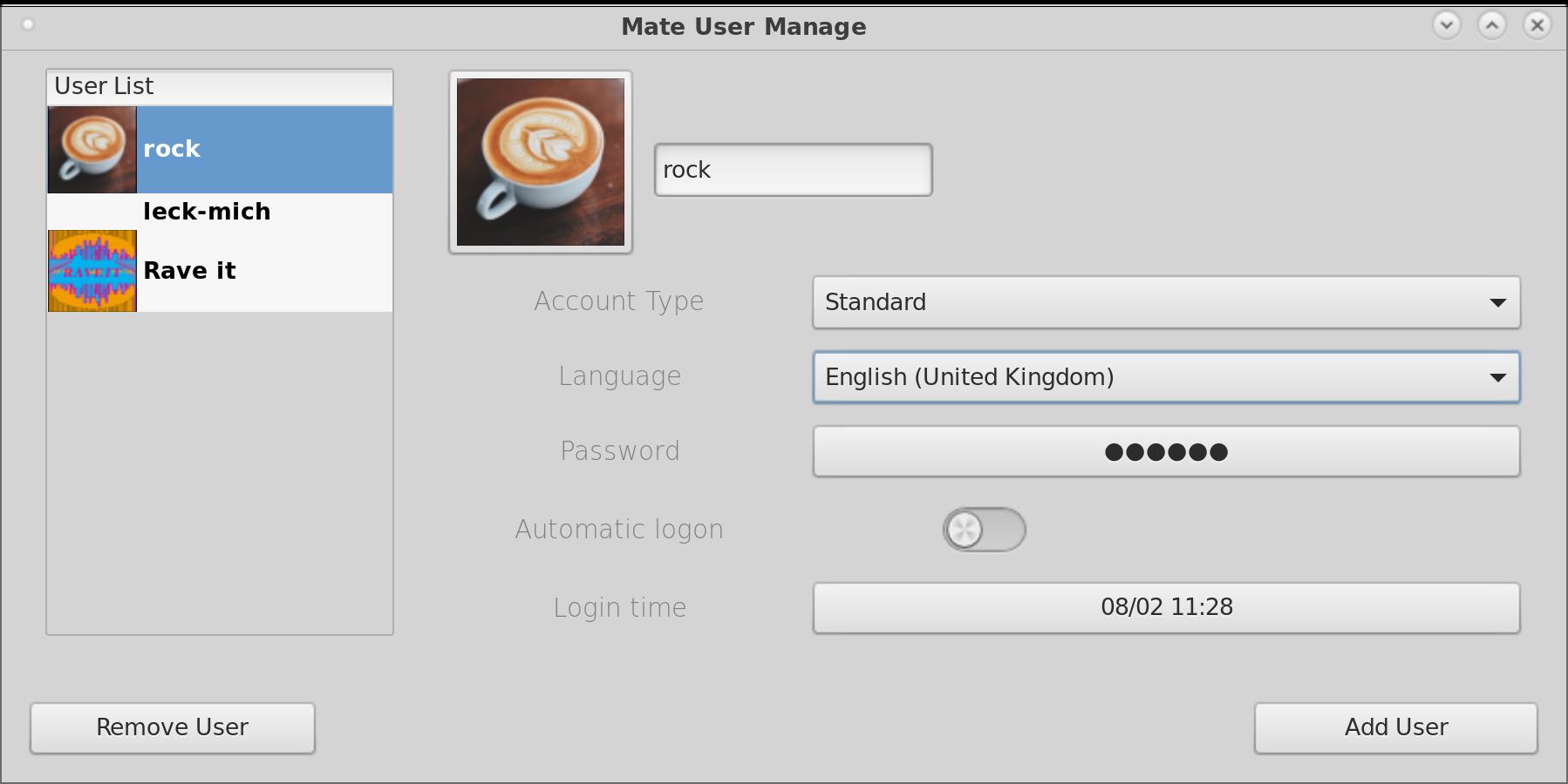 mate user-admin · Issue #329 · mate-desktop/mate-desktop