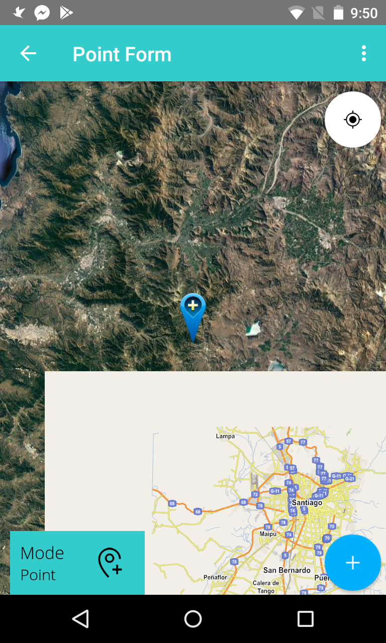 Osmdroid MapView always displays downloaded mbtile · Issue