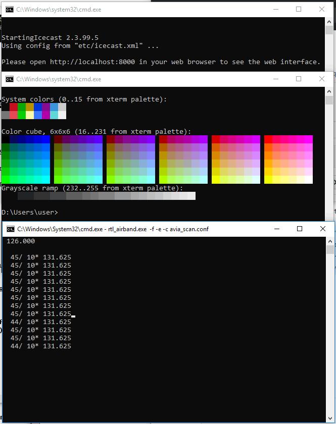 build with Mingw-w64 · Issue #95 · szpajder/RTLSDR-Airband