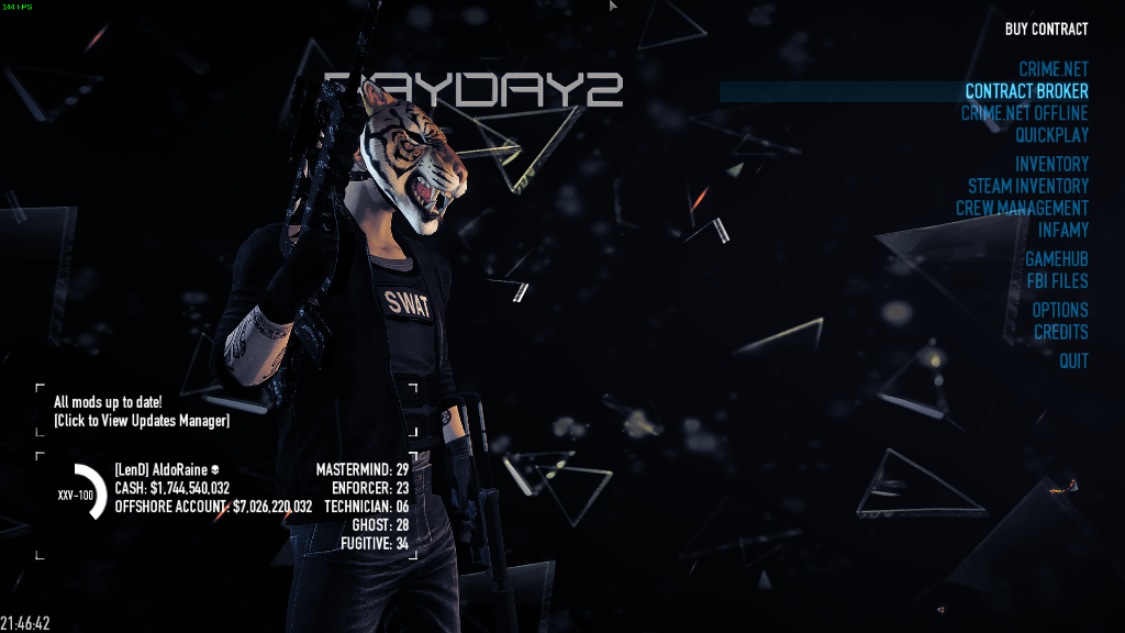 payday 2 carry stacker mod
