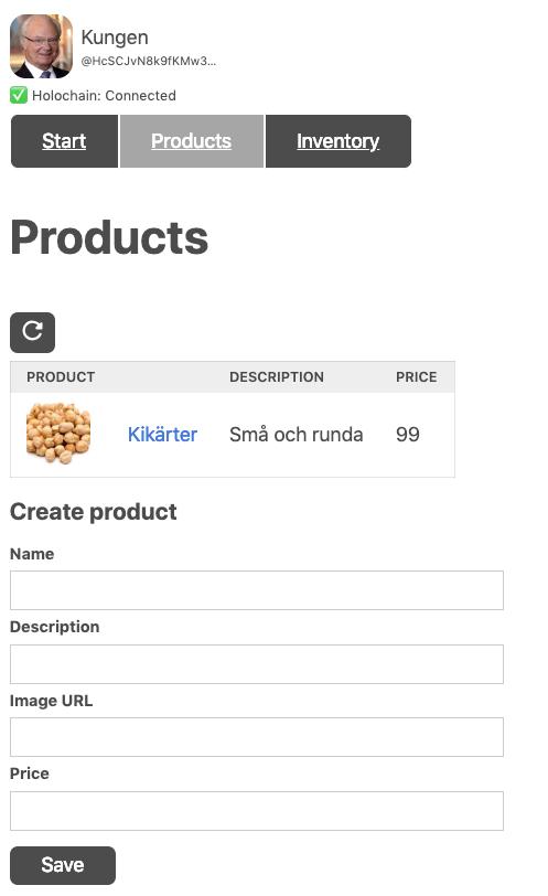 GitHub - kristoferlund/holochain-logistics: A minimal but function