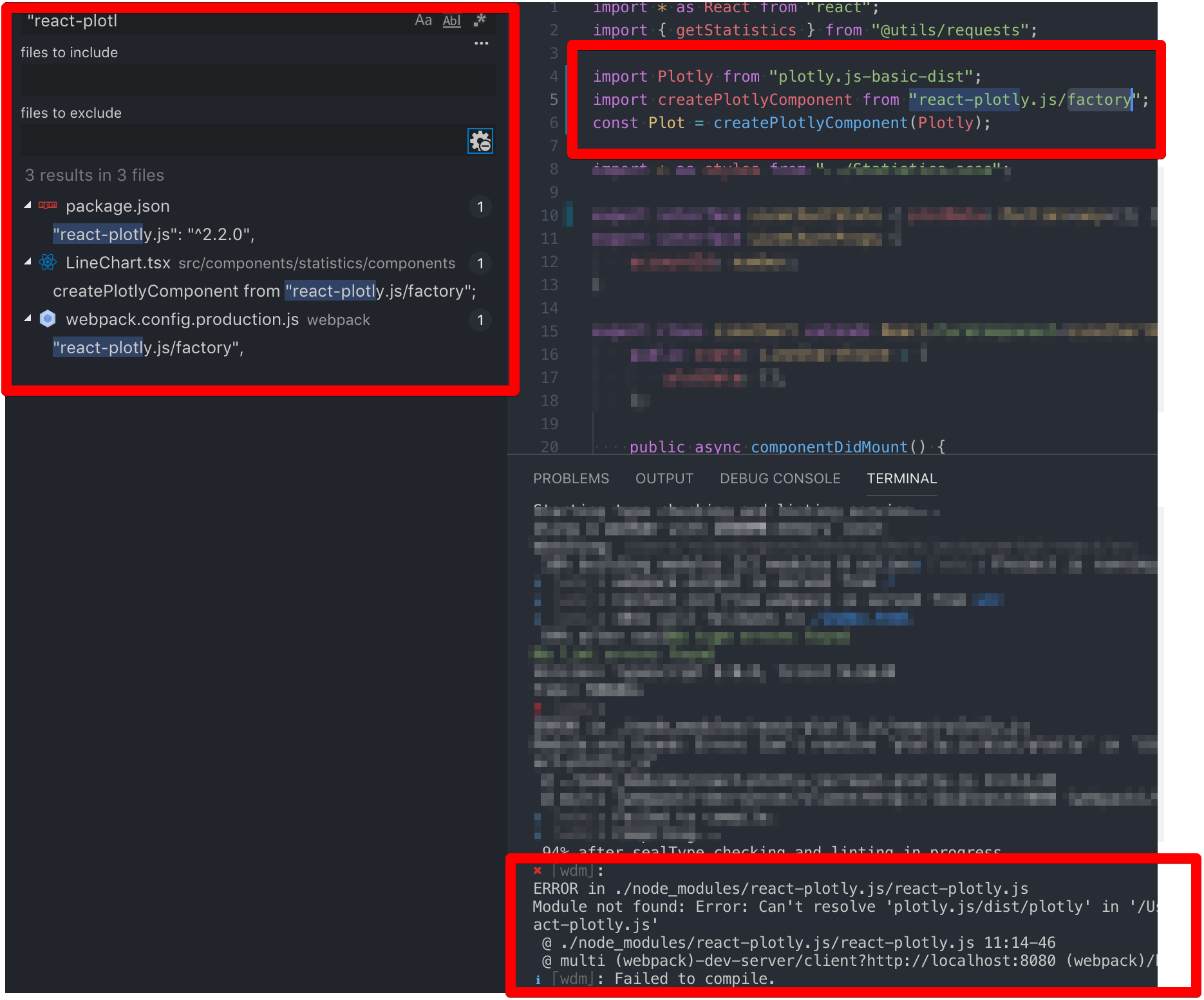 How to modularize react-plotly js? · Issue #98 · plotly/react-plotly