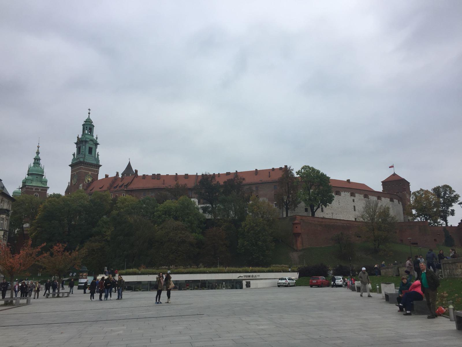 Wawel Kalesi-1