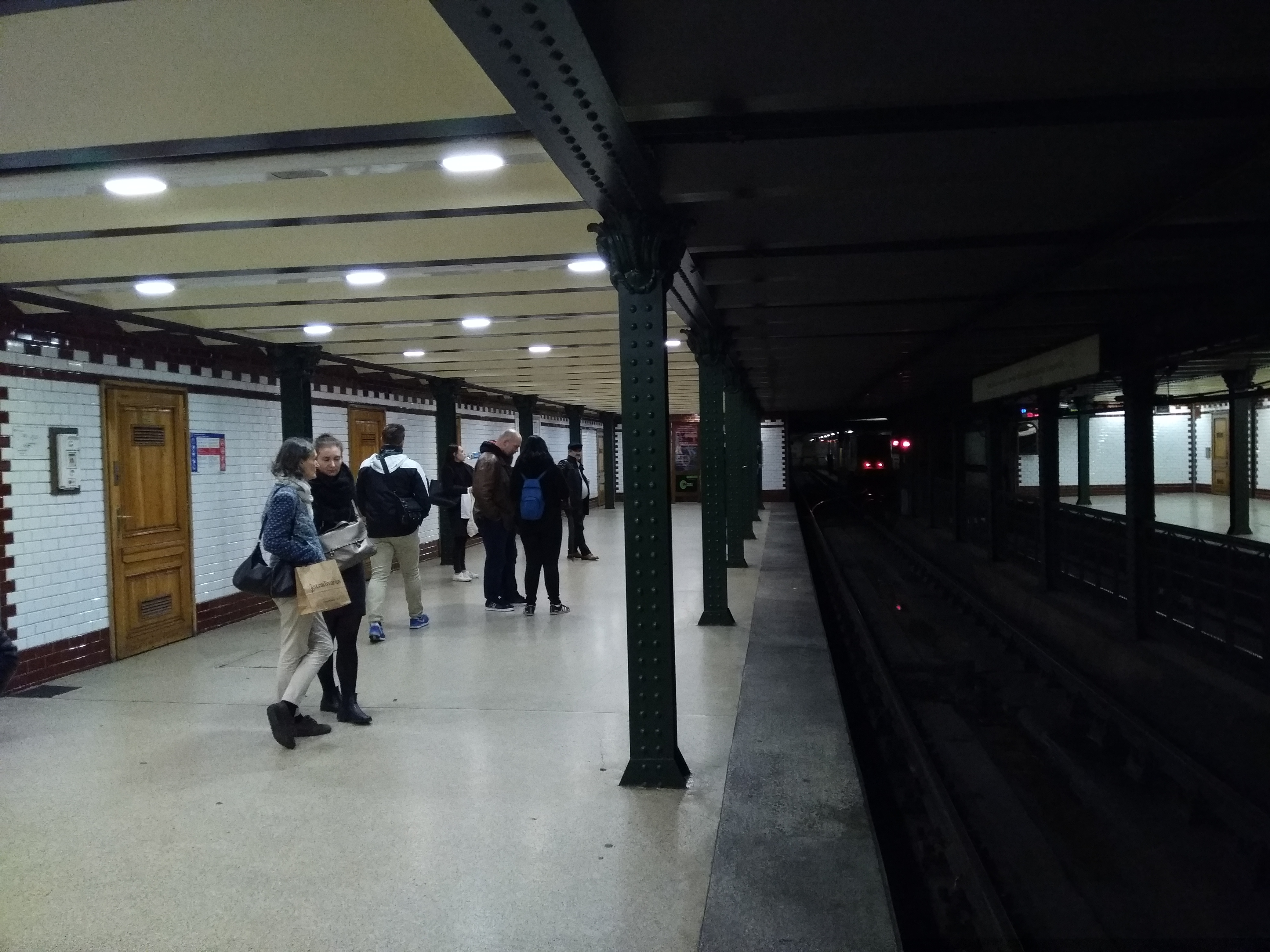 Metronun resmi