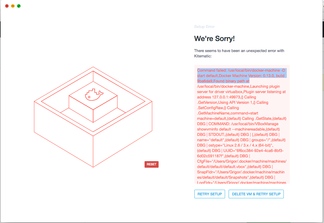 Kitematic unexpected error · Issue #3578 · docker/kitematic · GitHub