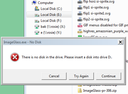 Attempting to access missing drive · Issue #360 · d2phap/ImageGlass
