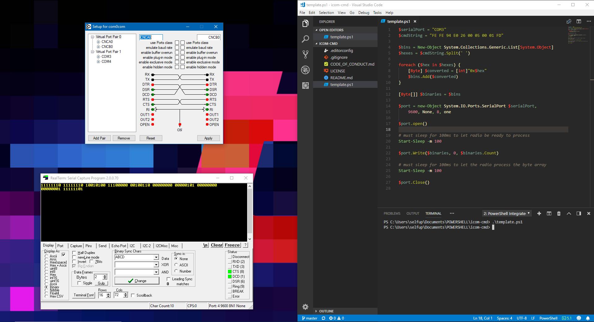 icom-cmd-example-script-env