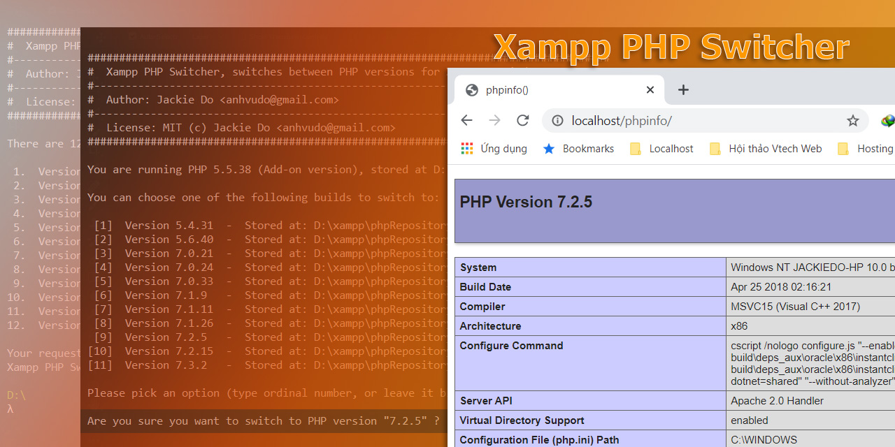 Download Xampp Php 5.5
