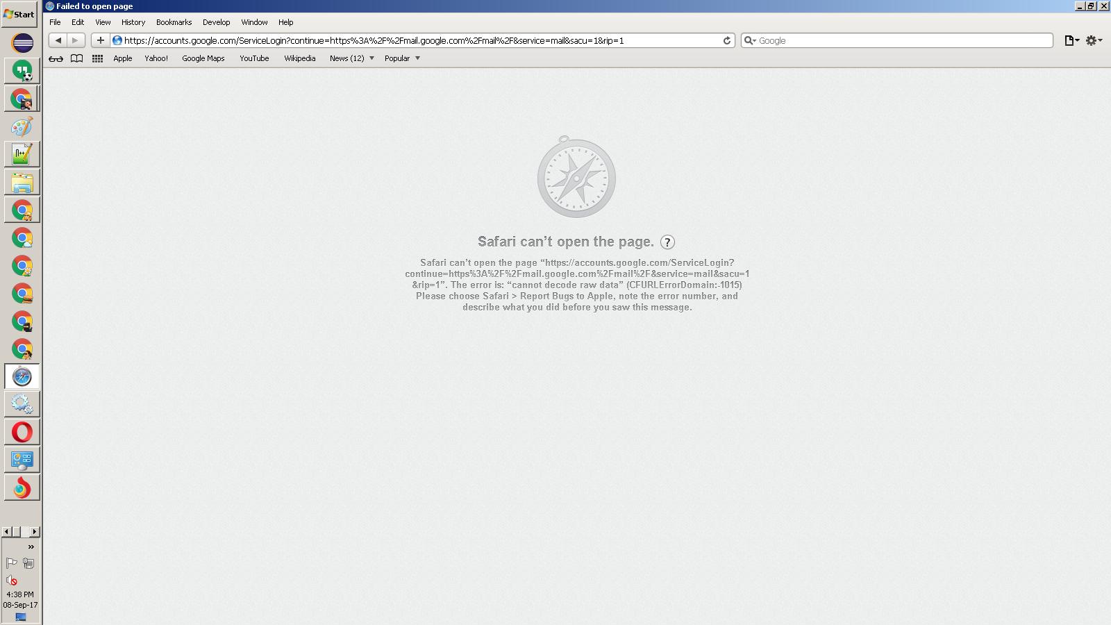 How to fix proxy error safari | How To Fix Safari Error 502