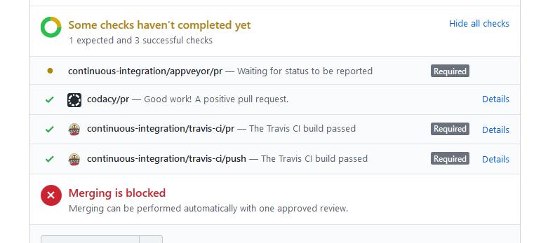 skip_commit works, but builds still wait endlessly for