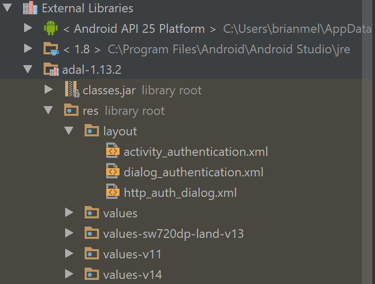 Android Studio 3 / Java 8 Compatibility Issues · Issue #1030