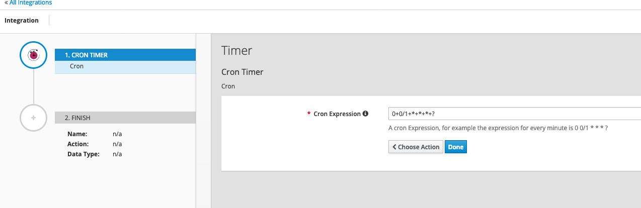 Stranged default when using a Cron Timer · Issue #4491