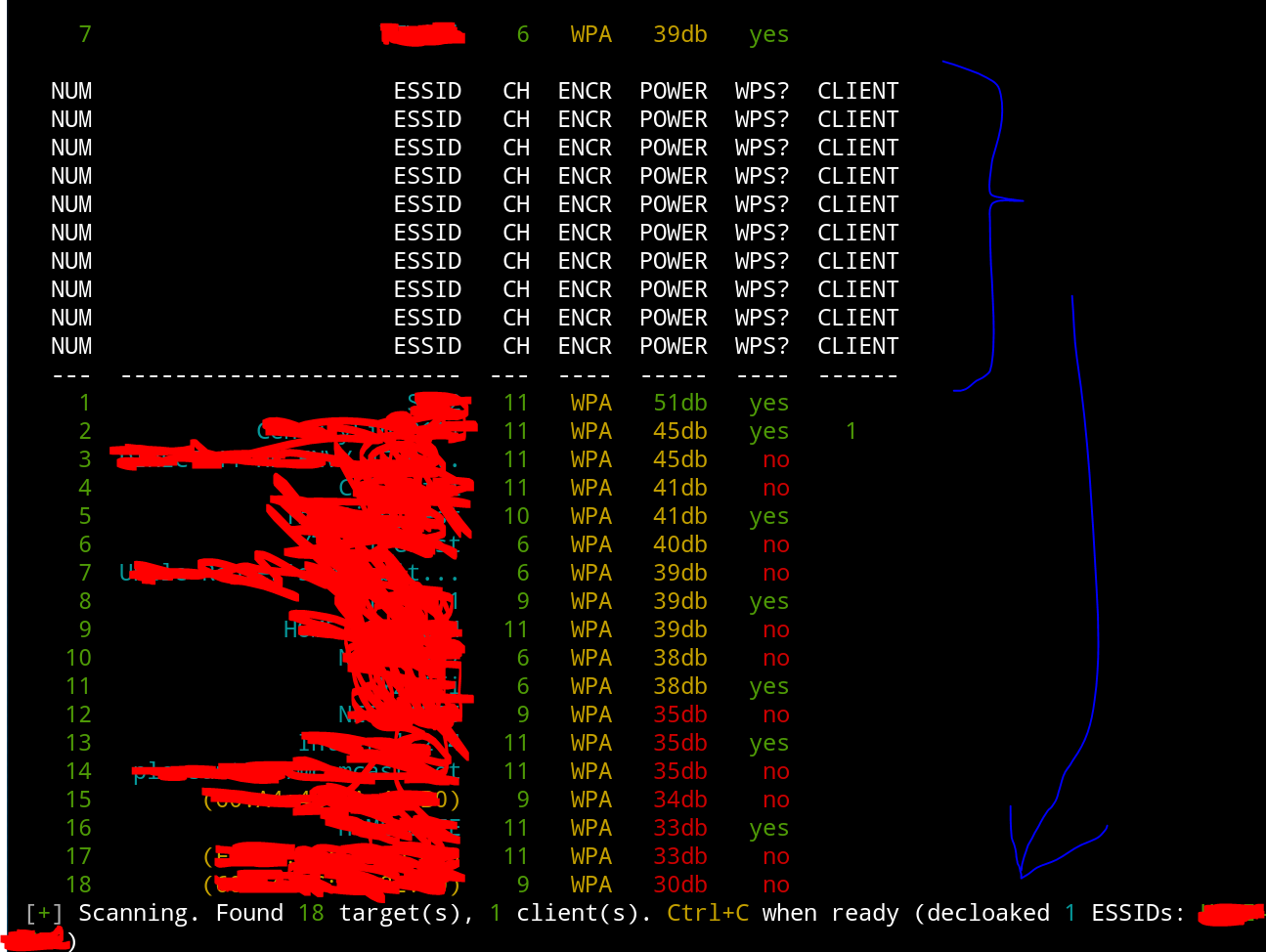 Bug: airodump seems to be leaking out text · Issue #78 · derv82