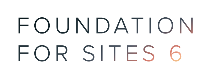 Foundation for Sites 6
