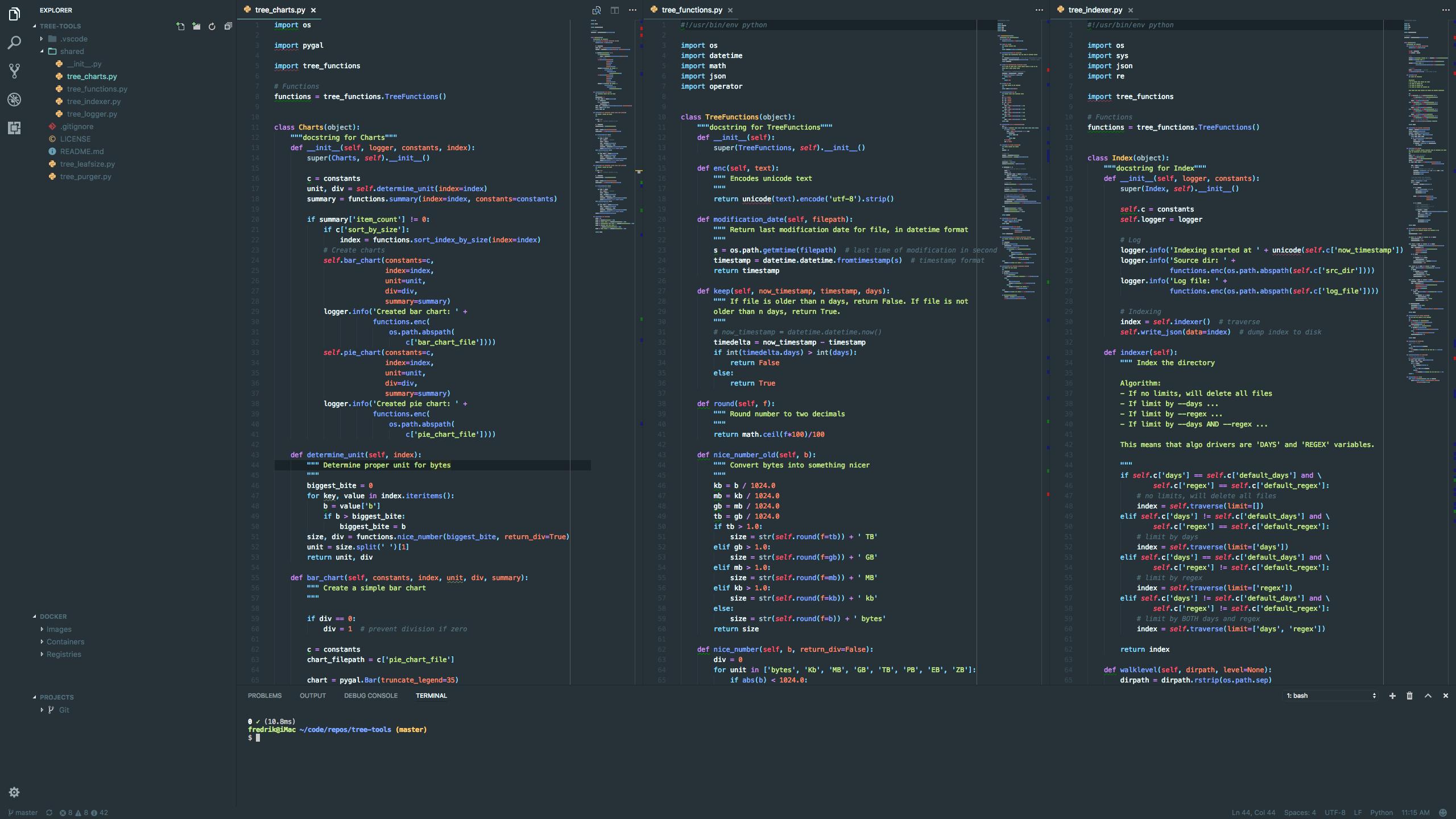 My Visual Studio Code Setup Fredrik Averpil
