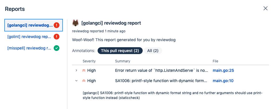 bitbucket-code-report