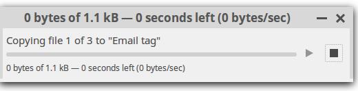 txt files hang nemo when copied over Samba · Issue #1683